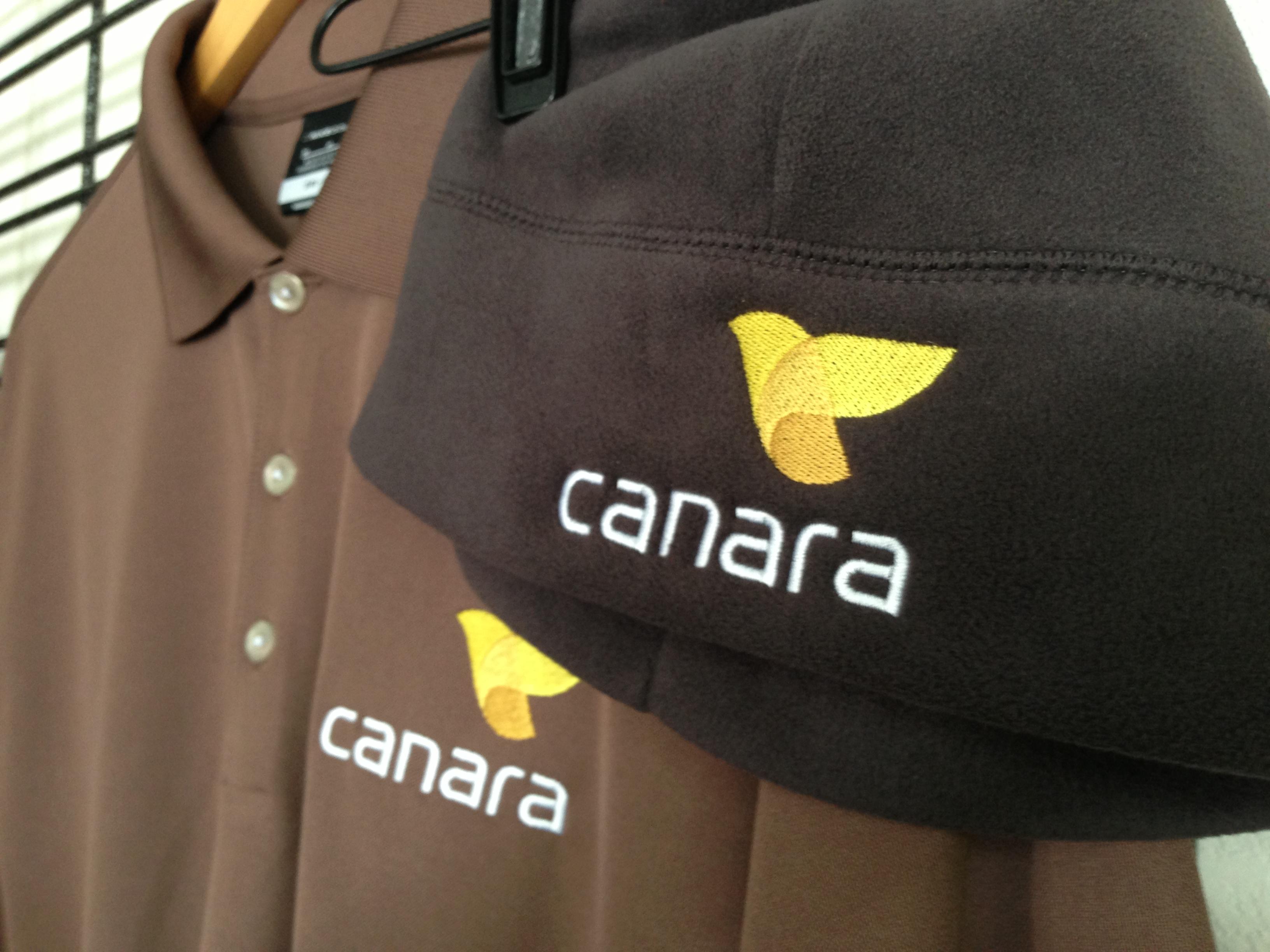 Canara vantage apparel